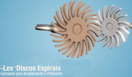 Sof-Lex Discos Espirais, lançamento da 3M ESPE