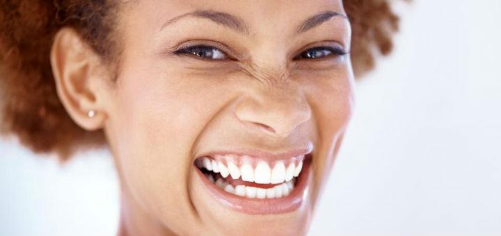 Sorrisos geram sorrisos!
