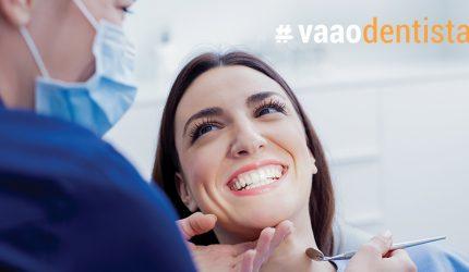 A campanha #vaaodentista voltou!