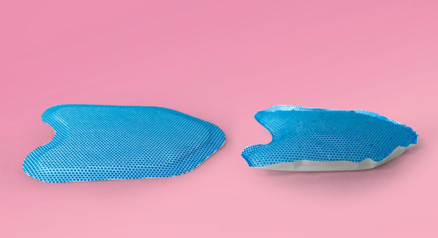 O absorvente perfeito para controlar a saliva