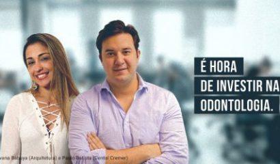 É a hora de investir na odontologia, e nós queremos ajudar você nessa missão!